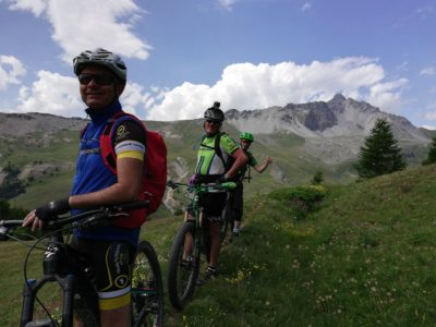 VTT ALL MOUNTAIN QUEYRAS