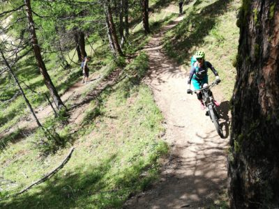 PHOTOS VTT QUEYRAS