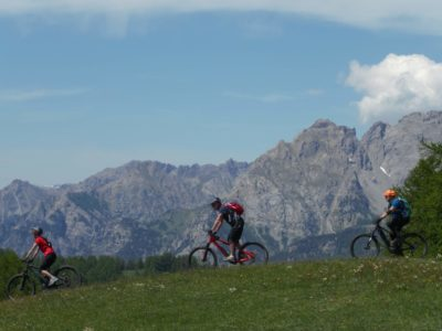 E-MOUNTAIN BIKE TOUR