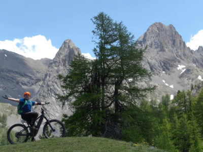 Mountain biking holidays Alps