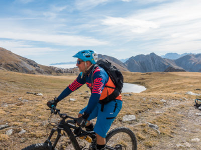 Mountain biking holidays alps queyras